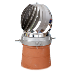 Rotorvent or Aspirator Chimney Cowl