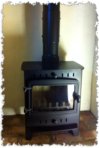 Poppins Chimney Sweep - Wood Burning Stove